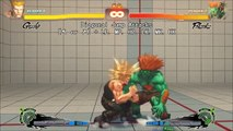 Ultra Street Fighter Iv Sagat Move List Video Dailymotion