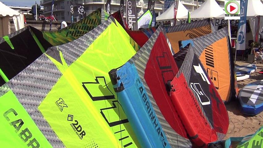La Baule: Panne de vent au Derby Kite & Paddle - Télé La Baule