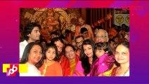 Aishwarya Rai Bachchan & daughter Aradhya Bachhan visit Siddhivinayak Temple - Bollywood News