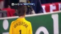 اهداف مباراة مانشستر يونايتد 3-2 ميلان- ذهاب نصف نهائي دوري ابطال اوروبا 2006/2007