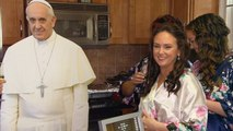 Couple's Central Park Wedding Re-Arranged Due to Pope's Visit