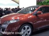 Les voitures stars du salon de l'auto 2008