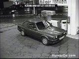 Humour : petit problème avec la pompe à essence !