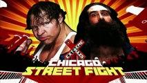 Dean Ambrose vs Luke Harper Street Fight | WWE Extreme Rules 2015 Español Latino HD