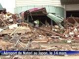 Séisme au Japon: la crise nucléaire s'aggrave,  le niveau de radioactivité augmente