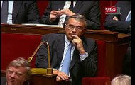 Henri Emmanuelli : son doigt d'honneur à François Fillon