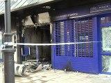 Nouvelles violences à Londres: des centaine d'arrestations, des policiers blessés
