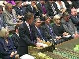 """Grande-Bretagne: Cameron prône la """"tolérance zéro"""", la police grince des dents"""