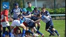 Coupe du monde de rugby - A l'école de rugby (épisode 2)