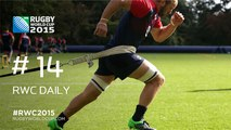 RWC Daily: England and Wales ready for toughest test