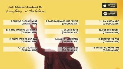 Justin Robertson's Deadstock 33s Ft. DJs Pareja - Bajo La Luna