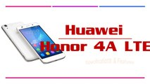 HuaweiHonor 4A LTE Specifications & Features