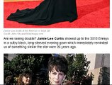 Jamie Lee Curtis Wears Nearly Identical Dress That She Wore in 1989