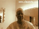 Interview Salif KEITA on Elmanito
