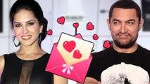 Sunny Leones LOVE Message To Aamir Khan