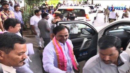 TRS to target Narayankhed for By-Elections - Express TV