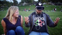 Couples reaction watching Adults Videos in Virtual Reality is funny