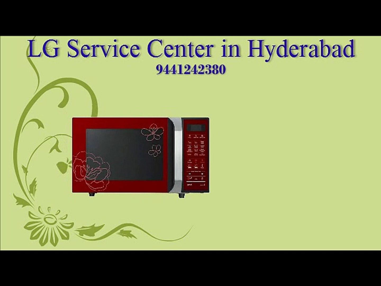 LG Service Center in hyderabad