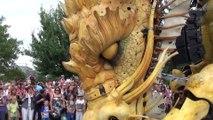 Long Ma, le cheval-dragon à Nantes !
