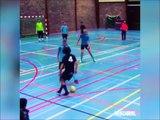 So crazy Futsal player.. INsane skills