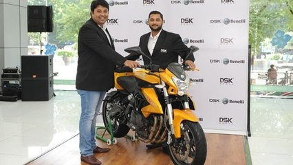 DSK Benelli TNT 600i Limited Edition Launched at Rs. 5.58 Lakh