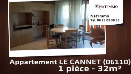 LE CANNET - le Cannet :Grand F1 32 m²