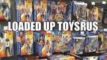 TOYSRUS REPORT: WWE Mattel Wrestling Figure MOTHERLOAD Toy Hunt!