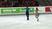 COLLINS : FIRUS (CAN) - Free Dance - Nebelhorn Trophy 2016