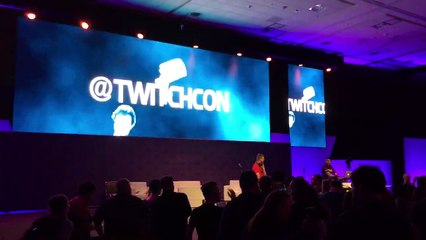 Zelda theme during #twitchcon 2015 Friday night concert by @approachnirvana