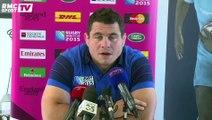 """Rugby / Coupe du Monde - Guirado : """"Ces deux jours ont fait du bien à tout le monde"""""""