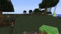 MINECRAFT: How to build a Piston Trapdoor /  Minecraft Tutorial: Hidden Piston Door
