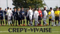 U18 - Coupe Aisne : USG/CREPY-VIVAISE
