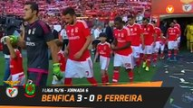 Benfica 3-0 Paços Ferreira ALL Goals and Highlights LIGA NOS 26.09.2015