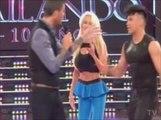 Luciana Salazar baila Cuarteto - La Previa y el Jurado - Bailando por un sueño 2015 - Showmatch