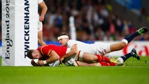 Match highlights: England v Wales