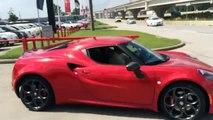 Alfa Romeo 4C Conroe, TX | 2015 Alfa Romeo 4C Conroe, TX