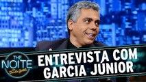 Entrevista com Garcia Júnior