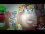 Play Doh Mr Potato Head and Play Doh Mrs Potato Head