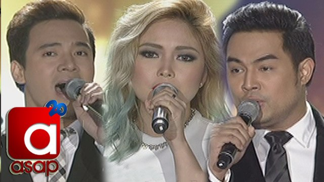 ASAP: Pinoy Singing Champions reunite on ASAP stage again