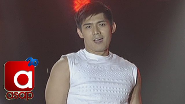 ASAP: Robi Domingo goes sexy on his ASAP Birthday number