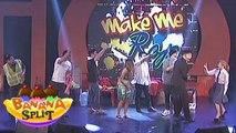 "Banana Split: EDSA Traffic in ""Make Me Rap"" Battle"