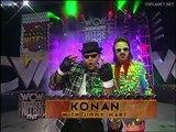 Konnan vs Big Bubba Rogers, WCW Monday Nitro 23.12.1996