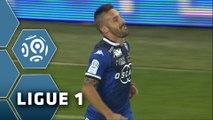 But Julian PALMIERI (8ème) / SC Bastia - Toulouse FC (3-0) - (SCB - TFC) / 2015-16