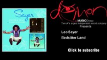 Leo Sayer - Bedsitter Land