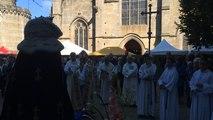 Procession pour Notre-Dame-des-Marais