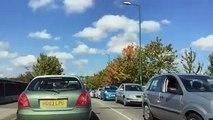Stuck in traffic.  Part 3. Having fun-QGwn3NF-BOI