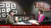 Tum 'Dilip Kumar' ho- - Hassan Nisar's sarcastic views on Politicians using their Photos on Govt. projects.
