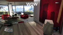 GTA 5 Online - How To Get Into Franklin's House - video