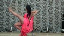Arap kadından harika dans ☆ Komedi ve Eğlence izle (video)  ツ