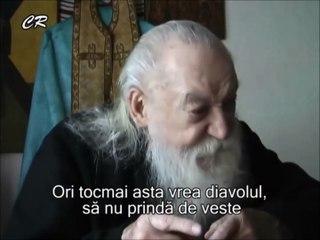 Parintele Adrian Fageteanu despre Antihrist si Dezinformare